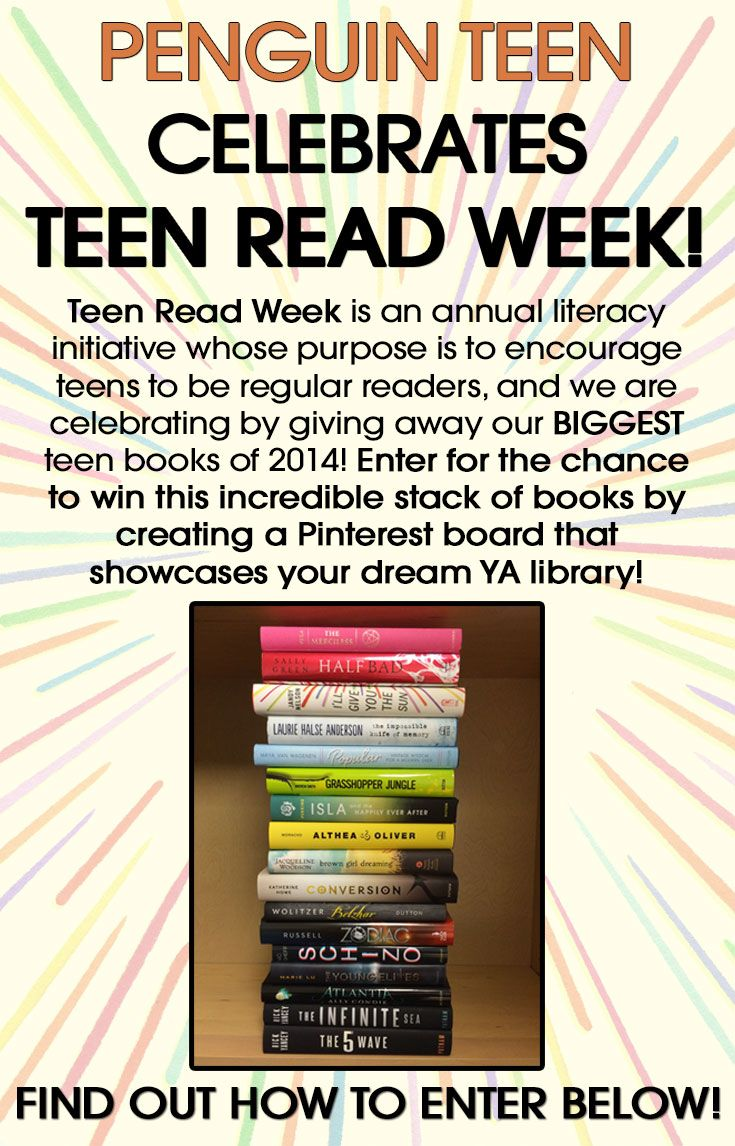 Teen Read Week: Turn Dreams Into Reality at Your Library | Books on Tape