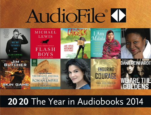 Penguin Random House - Blog - AudioFile Best Of Post