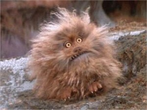 Fizzgig from The Dark Crystal
