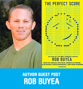 Rob Buyea guest post