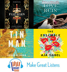 LibraryReads May 2018