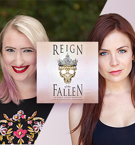 Reign of the Fallen author narrator q&a