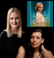 Eagle & Crane author Suzanne Rindell and narrator Elizabeth Romanski