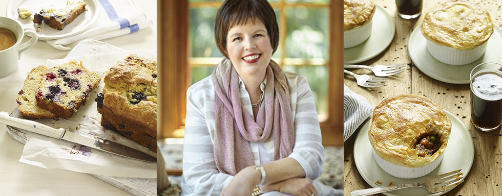 Debbie Macomber Recipes and Audiobooks