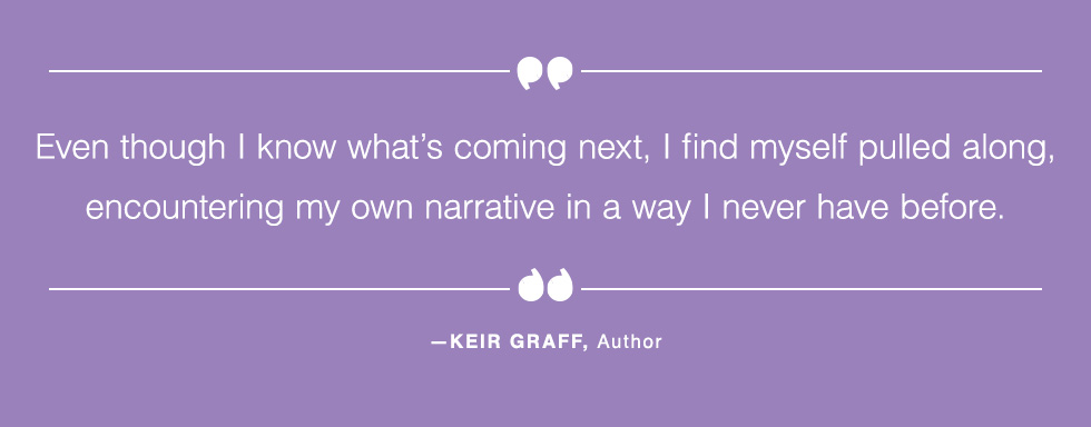 Keir Graff pull quote