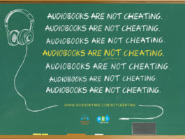 Not cheating poster