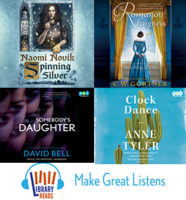July LIbraryReads BOT