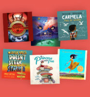 Audiobooks for Kids for Hispanic Heritage Month
