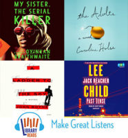 LibraryReads November 2018 Audio Picks