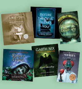 Supernatural Listens for Kids and Teens