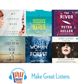March 2019 LibraryReads