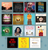 May 2019 Audio Bestsellers