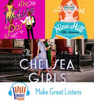 LibraryReads July 2019