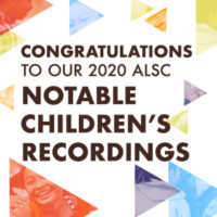 ALSC Notable Children's Recordings