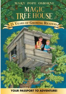 Magic Tree House Growing Readers Passport to Adventure