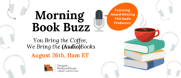 Morning Book Buzz Audio episode logo