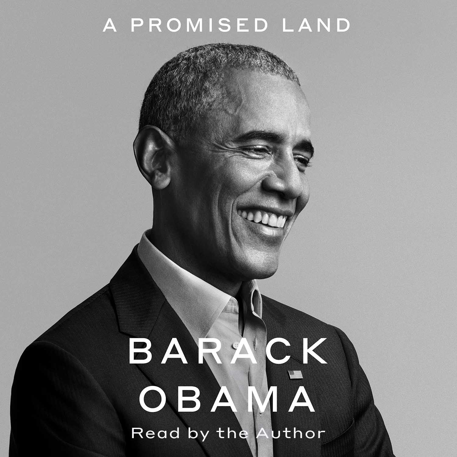 A PROMISED LAND Barack Obama cover