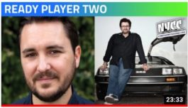 Wil Wheaton and Ernest Cline video thumbnail