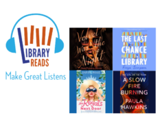 covers and LibraryReads logo